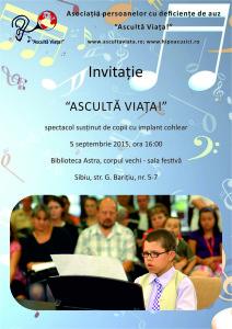 Invitatie Tabara Asculta Viata2