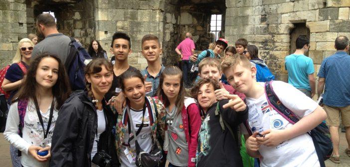 Tabăra europeană ptr copii cu implant cohlear European Friendship Week (Săptămâna Europeană a Prieteniei)
