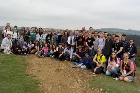 European Friendship Week, 22-28.07.2018, Marea Britanie