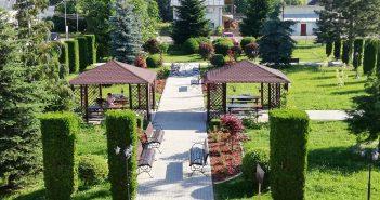 Sufrageria verde – amenajarea parcului Liceului Tehnologic Special Bivolarie